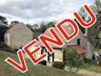 Moulin 3 salles maison de meunier 4 pièces à vendre Montluçon 03 18