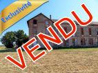 Bâtiment historique à rénover en Allier (03)