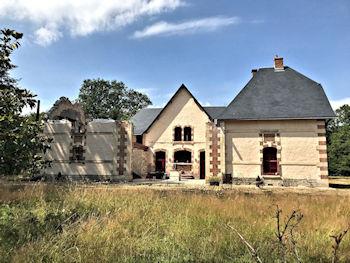 Écuries de château à vendre Nevers 18